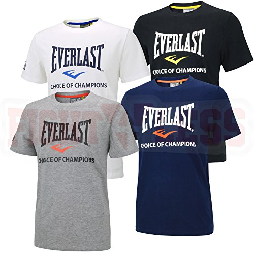 Everlast T-Shirt Choice of Champions S grau