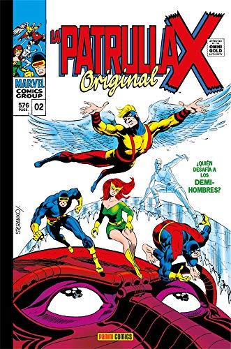 La Patrulla-X Original 2. Quién osa desafiar a los Demi-Hombres