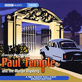 Paul Temple And The Margo Mystery (Dramatisation) Titelbild