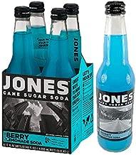 Jones Soda 4 Packs (Berry Lemonade)