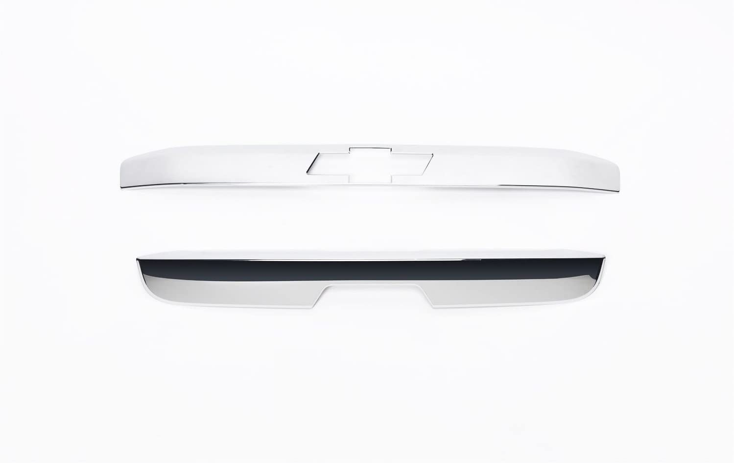 Putco 400044 Chrome Rear Hatch Cover 在庫限り 返品送料無料 Piece 2 Handle -