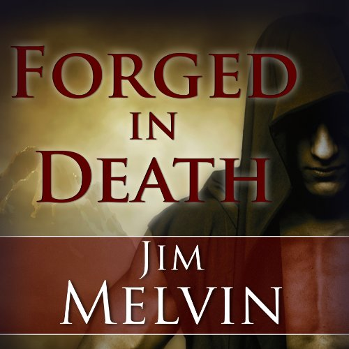 Forged in Death audiobook cover art