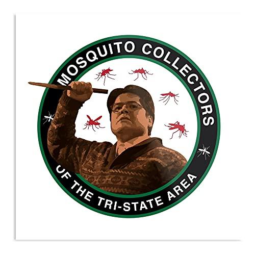 Mosquito Collectors – Guillermo – El póster de decoración de interior más impresionante y elegante disponible actualmente