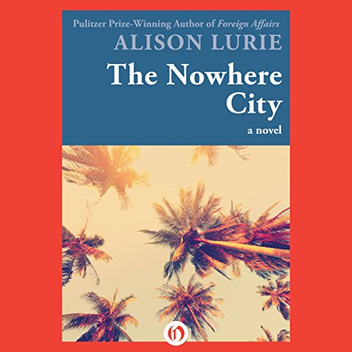 The Nowhere City audiobook cover art