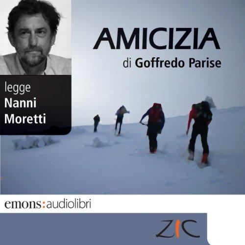 Amicizia audiobook cover art
