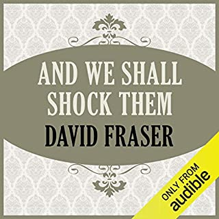 And We Shall Shock Them audiobook cover art