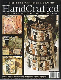 The Best of Stampington & Company: Hand Crafted (Volume 2)