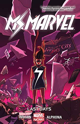 Ms. Marvel Vol. 4: Last Days (Ms. Marvel (2014-2015)) (English Edition)