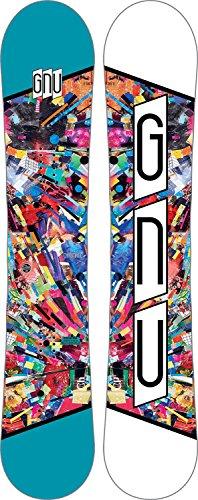 Damen Freestyle Snowboard Gnu Chromatic BTX 143 2018 Snowboard