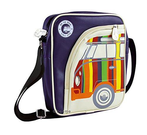 BRISA VW Collection Volkswagen VW T1 Bus Transporter Shoulder Bag Portrait