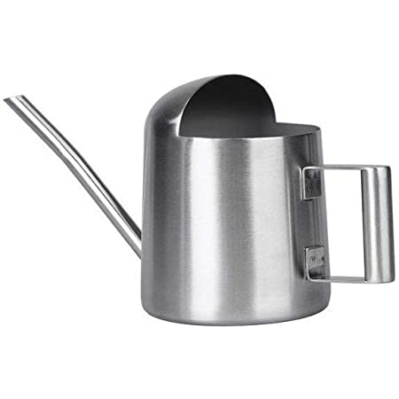 Grey Beautymei Elephant Watering Can Indoor Home Garden Flowers Plants Succulent Plants Fully Functional Garden Accessories With Long Nozzle Leak-proof Small Portable Garden Tool
