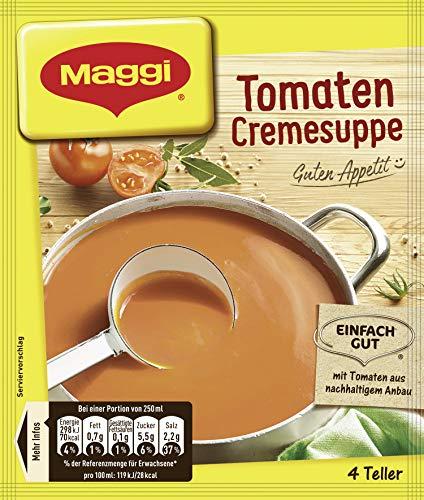 Maggi Guten Appetit, Tomaten Cremesuppe, 84g
