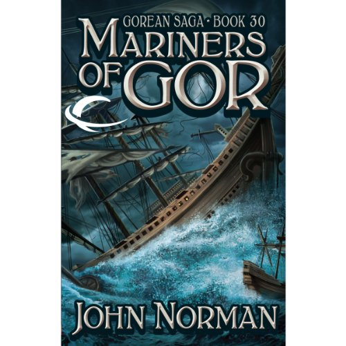 Mariners of Gor audiobook cover art