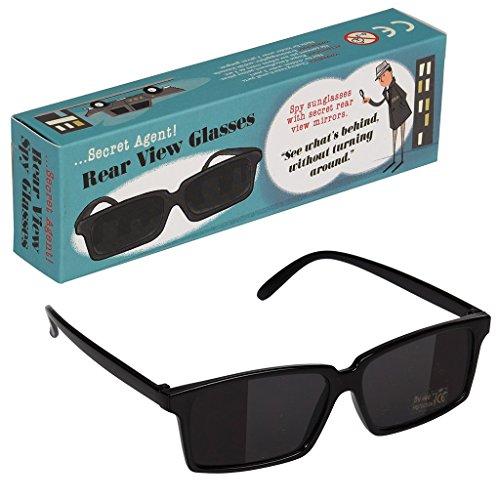 Secret Agent Spy Kit - Choice Of Gear ( Rear View Spy Glasses )