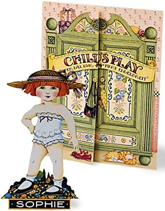 Childa??s Play: A Paper Doll Collection by Mary Engelbreit (1997-10-01)