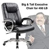 Best Ergonomic Office Chairs For Tall People - Furmax High Back Big and Tall Office Exectuive Review