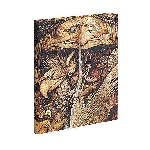 Paperblanks Hardcover Notizbücher Die Feenwelt von Brian Froud   Unliniert   Ultra (180 × 230 mm) (Ultra Unlined)