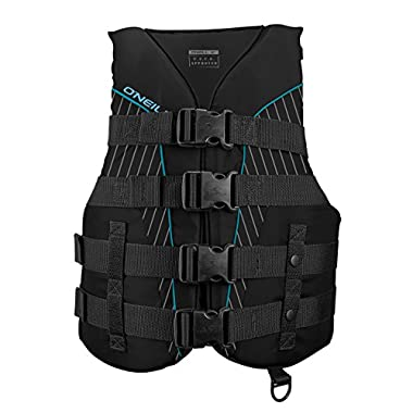 O'Neill Wetsuits Women's SuperLite USCG Life Vest