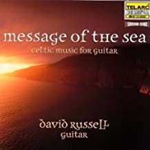 message of the sea celtic music for guitar