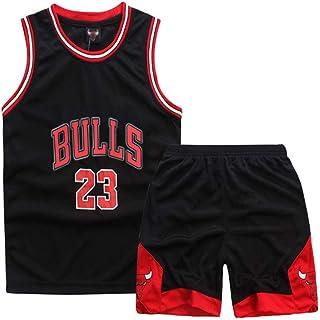 a834217ec5fc2 Sokaly Garçon Fille Basket Maillots Curry 30 Jorden 23 Harden 13 Boston