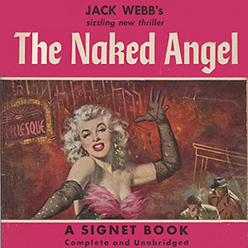 The Naked Angel cover art