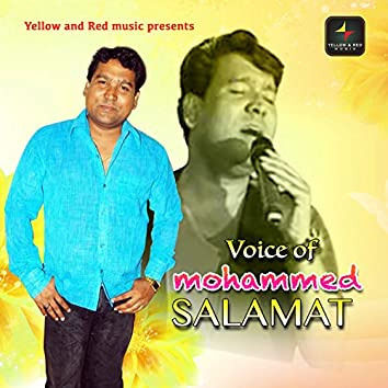 Voice of Mohammed Salamat