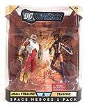DC Universe Classics Exclusive Action Figure 2-Pack Adam Strange and Starfire
