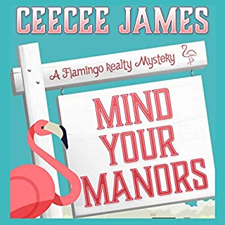Mind Your Manors audiobook cover art