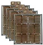 Element Warehouse - Placas de repuesto para tostador de 3 rebanadas, 4 unidades...