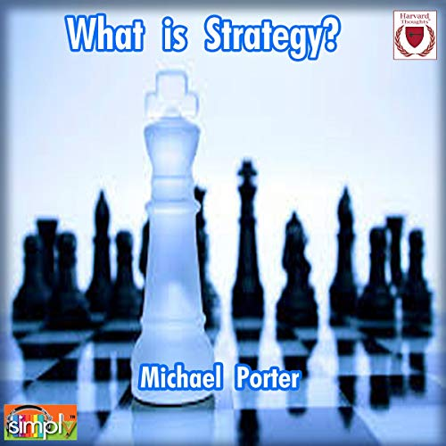 What Is Strategy cover art