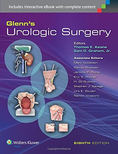 Glenns Urologic Surgery 8ed (Hb 2016)