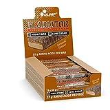 Olimp Sport Nutrition Gladiator Bar - Caramelo 15 Unidades 900 g