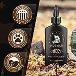 Bossman Beard Oil Jelly (4oz) - Beard Growth Softener, Moisturizer Lotion Gel with Natural Ingredients - Beard Growing… 6