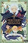 Les héritiers de Brisaine, tome 1 :  La malédiction du bois d'ombres par Bry