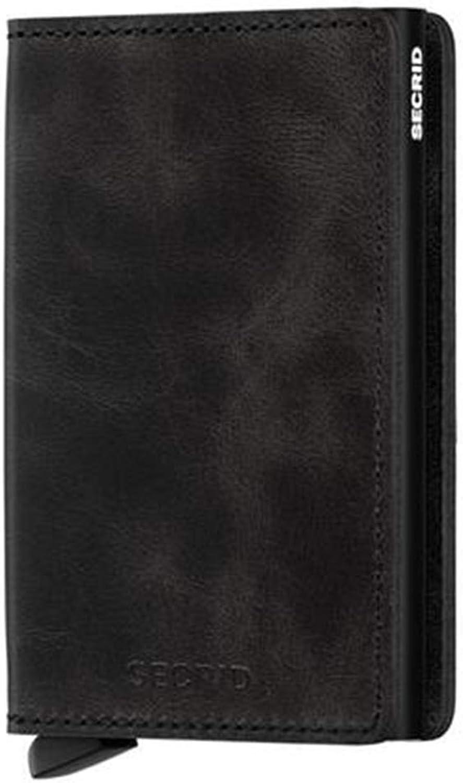 Secrid Men Slim Wallet Echtleder RFID Card Case Max Max Max 12 Karten B00IUNN3OY | Deutschland München  bd1114