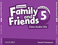 American Family and Friends: Level Five: Class Audio CDs: Supporting all teachers, developing every child