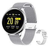LIGE <span class='highlight'>Smart</span> <span class='highlight'>Watch</span> Women Men, <span class='highlight'>Activity</span> Fitness <span class='highlight'>Trackers</span> Heart Rate Blood Pressure Blood Oxygen, IP67 Waterproof <span class='highlight'><span class='highlight'>Smart</span><span class='highlight'>watch</span></span> <span class='highlight'>Bluetooth</span> <span class='highlight'>Smart</span> Bracelet for Women Men iOS Android Phones