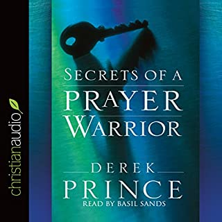 Secrets of a Prayer Warrior audiobook cover art