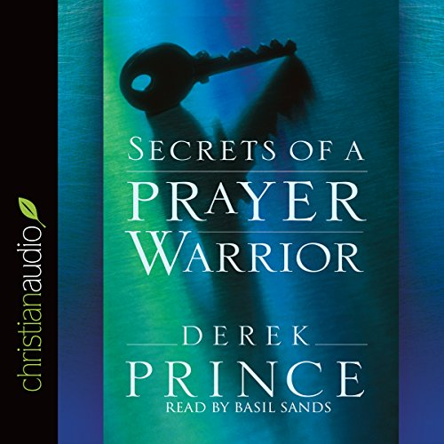 Couverture de Secrets of a Prayer Warrior