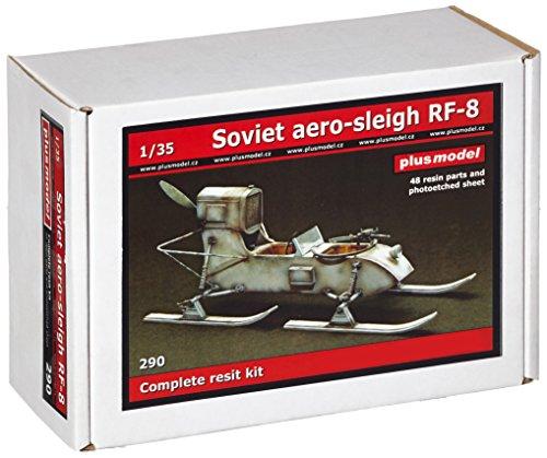 Plus-Model 290 - Russischer Luft-Schlitten RF-8