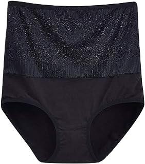 b928a6209065 YOcheerful Woman Lingeries Honeycomb Seamless Warm Court Large Size Belly  Women Underwear High Waist Panties