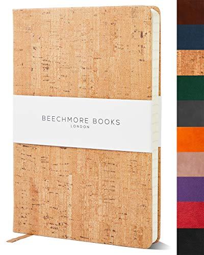 Liniertes Notizbuch - Premium A5 Journal von Beechmore Books | Festeinband aus...