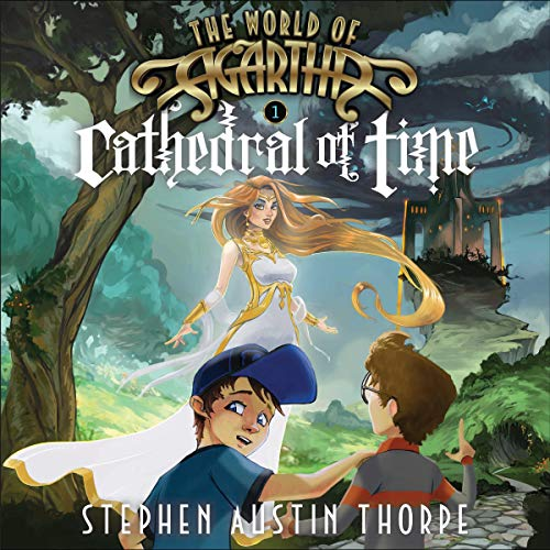 Cathedral of Time Audiobook By Stephen Austin Thorpe cover art