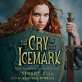 The Cry of the Icemark audiobook cover art