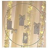 Gullor Penne di ramo di albero 10 penne a sfera in vero legno ideali per libro degli invitati del matrimonio