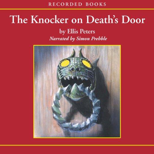 The Knocker on Death's Door audiobook cover art