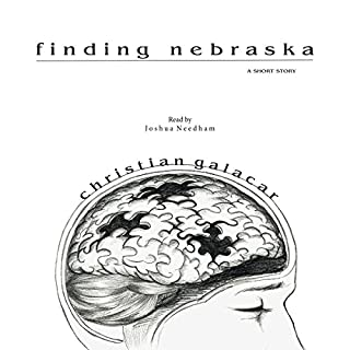 Finding Nebraska: A Short Story audiobook cover art