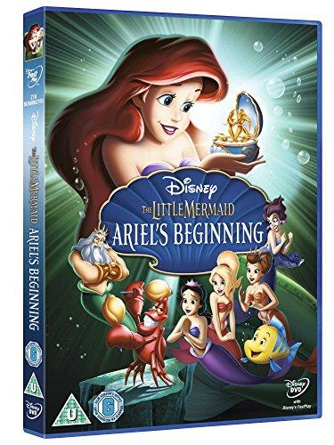 Little Mermaid 3 Ariel's Beginning DVD [Reino Unido]