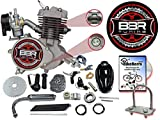 Best Bicycle Engine Kits - 66/80cc Flying Horse Silver Angle Fire Bicycle Engine Review