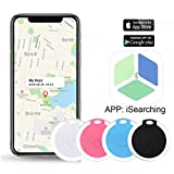 Key Finder, Afaneep Localizzatore Chiavi Bluetooth con APP Telecamera...